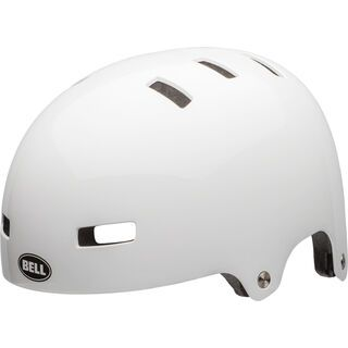 Bell Local, white - Fahrradhelm