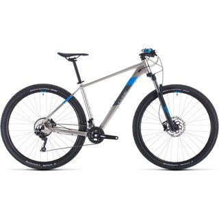 Cube Attention 29 2020, titanium´n´blue - Mountainbike