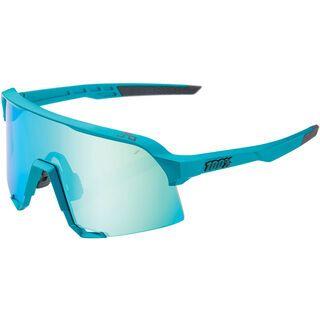 100% S3 Peter Sagan LE inkl. WS, blue topaz/Lens: ml mir - Sportbrille