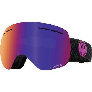 Dragon X1s - Lumalens Purple Ionized split