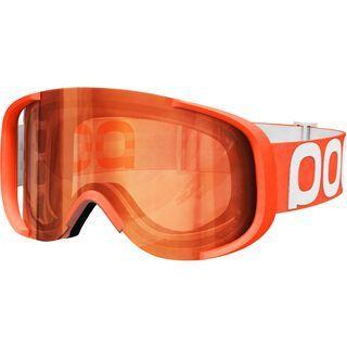 POC Cornea, zink orange/Lens: sonar orange - Skibrille