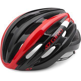 Giro Foray, red/black - Fahrradhelm