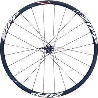 Zipp 30 Course Disc-brake Clincher, white decor - Vorderrad