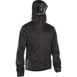 ION 3 Layer Jacket Scrub AMP Wms, black - Radjacke
