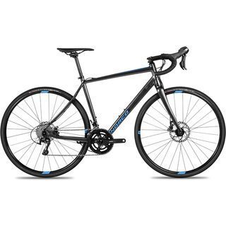 Norco Search A 105 Hydro 2018, blue - Gravelbike