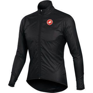 Castelli Squadra Long Jacket, black - Radjacke