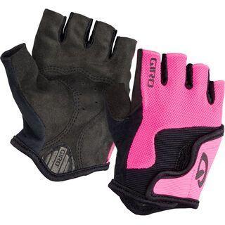 Giro Bravo Jr., pink - Fahrradhandschuhe