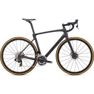 Specialized S-Works Roubaix SRAM Red eTap AXS 2020, carbon/black/reflective - Rennrad