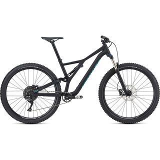 Specialized Stumpjumper ST Alloy 29 2019, black/nice blue - Mountainbike