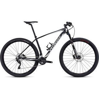 Specialized Stumpjumper HT Comp 29 2016, black/white - Mountainbike