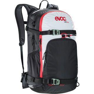 Evoc Line 28l, black/white - Rucksack