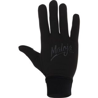 Maloja TrenchM. NOS, charcoal - Handschuhe