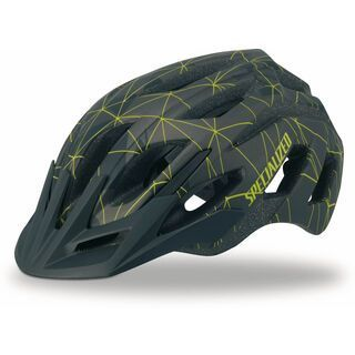 Specialized Tactic II, Hyper Green - Fahrradhelm