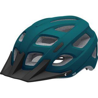 *** 2. Wahl *** Cube Helm Tour, petrol - Fahrradhelm | Größe S // 50-55 cm