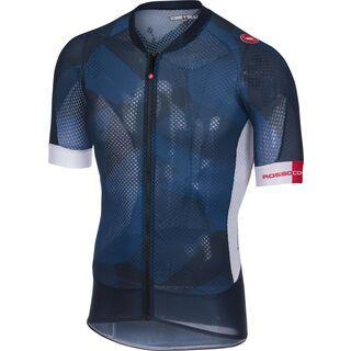 Castelli Climber's 2.0 Jersey FZ, dark infinity blue/white - Radtrikot