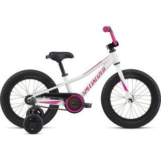 Specialized Riprock Coaster 16 metallic white silver/acid purple 2021