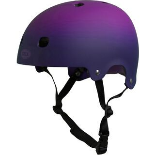 Bell Segment, matte purple comet - Fahrradhelm