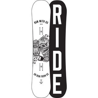 Ride Burnout 2017 - Snowboard