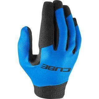 Cube Handschuhe Performance langfinger blue
