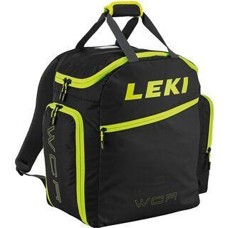 Leki Ski Boot Bag WCR / 60 L, schwarz-neongelb - Bootbag