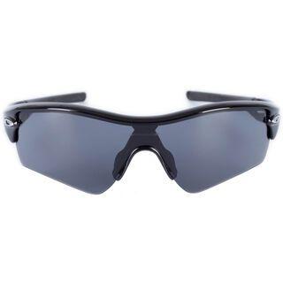 Oakley Radar Path, jet black/lens: grey - Sonnenbrille