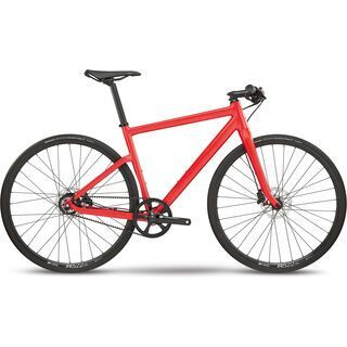 BMC Alpenchallenge AC01 Three 2018, super red - Fitnessbike