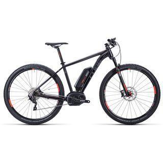 Cube Reaction Hybrid HPA SL 29 2015, black anodized - E-Bike