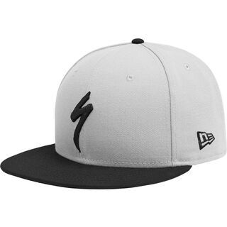 Specialized New Era 9Fifty Snapback Hat lite grey/black