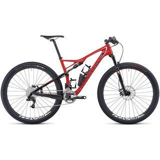 Specialized Epic FSR Marathon Carbon 29 2014, Red/Black/White - Mountainbike