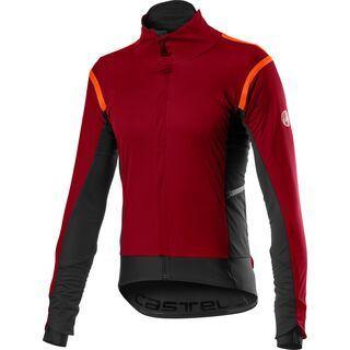 Castelli Alpha RoS 2 Jacket, pro red - Radjacke