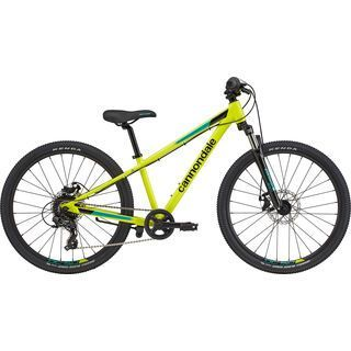 Cannondale Trail 24 nuclear yellow 2021