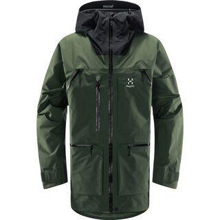Haglöfs Vassi GTX Pro Jacket Men, fjell green/true black - Skijacke