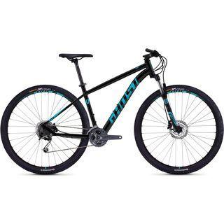 Ghost Kato 5.9 AL 2018, black/electric blue - Mountainbike