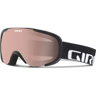 Giro Compass, black wordmark/polarized rose - Skibrille