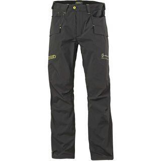 Scott Factory Team Light Pants, black/lime green - Hose