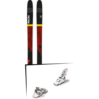 Set: Faction Prodigy 1.0 2018 + Marker Squire 11 white