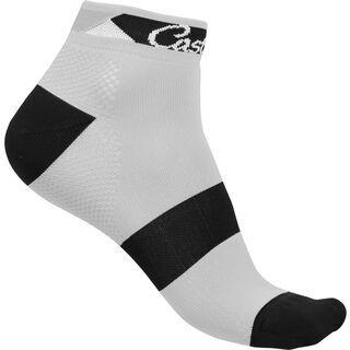 Castelli Brillante Sock, white/black - Radsocken