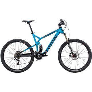 Cannondale Trigger 27.5 4 2015, blue/black/orange - Mountainbike