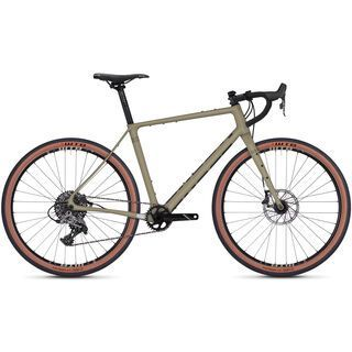 Ghost Road Rage Endless 8.7 LC 2019, tan/gray - Gravelbike