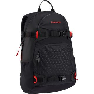 Burton Rider's Pack 2.0, true black - Rucksack