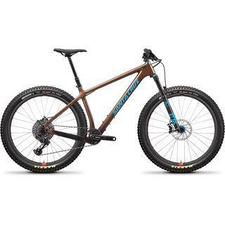 Santa Cruz Chameleon C SE 27.5 Plus Reserve 2020, bronze/blue - Mountainbike