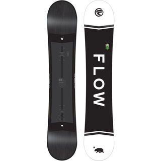 Flow Merc Wide 2018, black - Snowboard