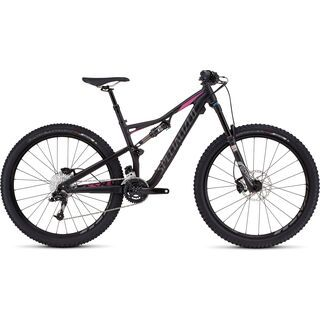 Specialized Rhyme Comp 650b 2017, black/pink - Mountainbike