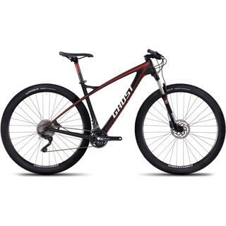 Ghost HTX EBS 1 LC 2016, black/red/white - Mountainbike
