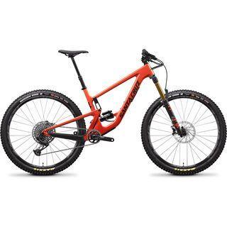 Santa Cruz Hightower CC X01 2021, ember - Mountainbike