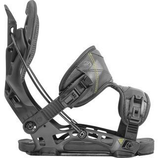 Flow NX2-CX Hybrid 2020, graphite - Snowboardbindung