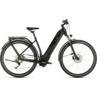 Cube Kathmandu Hybrid ONE 625 Easy Entry 2020, black´n´grey - E-Bike