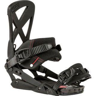 Nitro Phantom 2016, black - Snowboardbindung