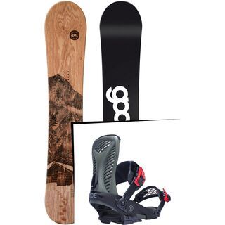 Set: goodboards Wooden 2017 + Ride Capo (1770118S)