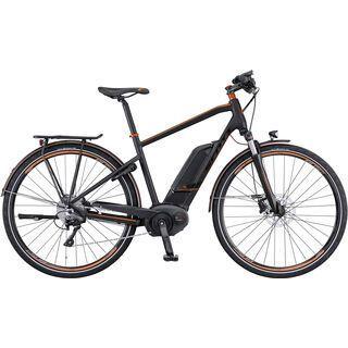 Scott E-Sub Sport Men 2016, black/orange - E-Bike